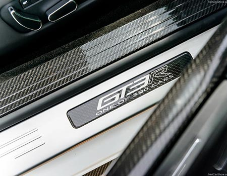 Carbon fibre for Bentley Motors Continental GTR-3